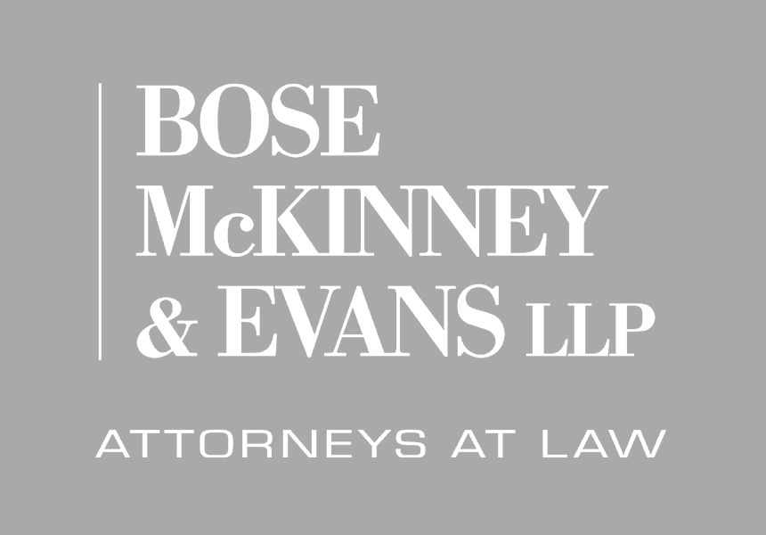 Bose Mckinney & Evan- Business & Finance
