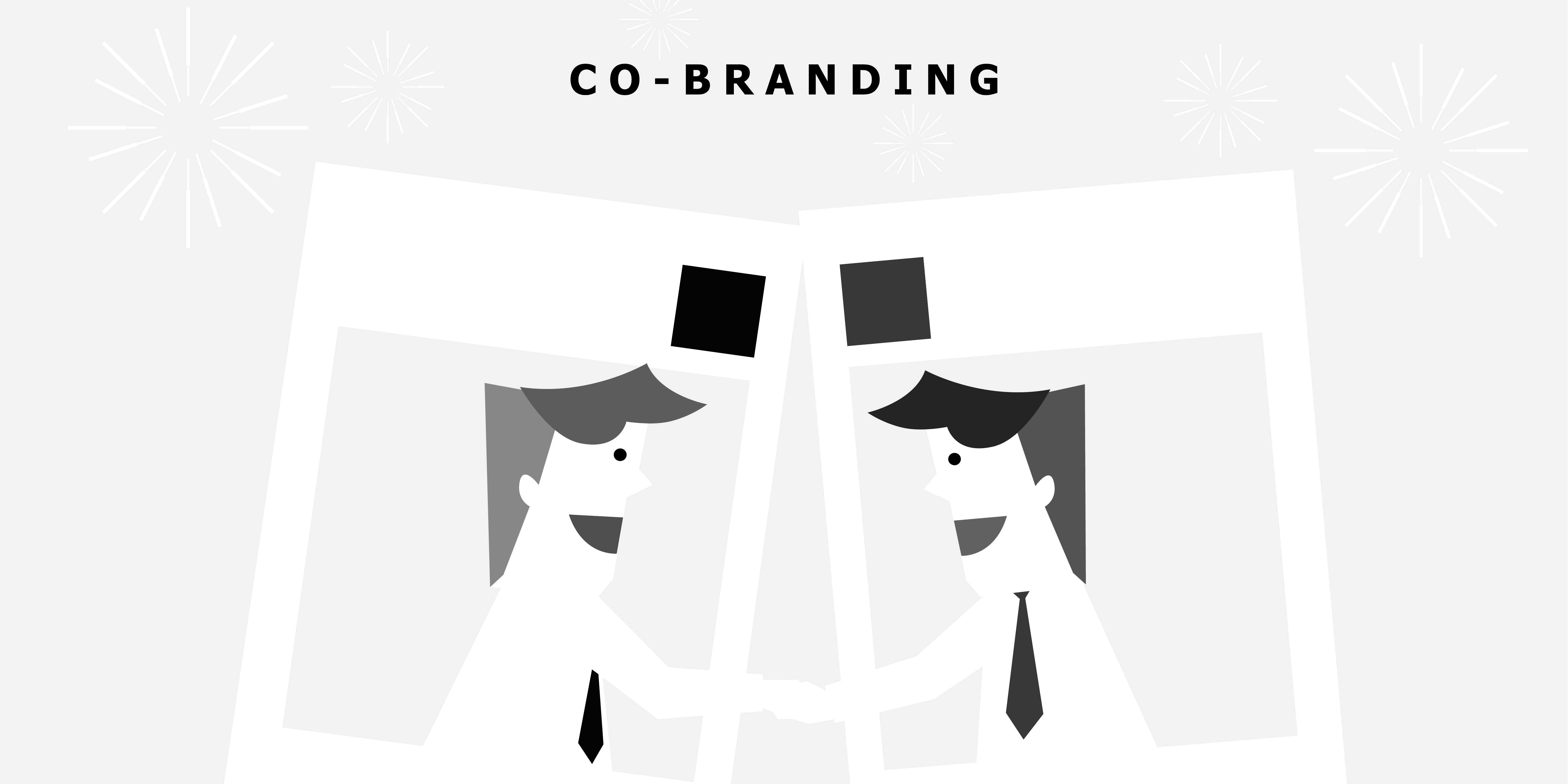 co branding Co-branding and co-marketing are both examples of how two great tastes can taste great together co-branding can make a huge impact on the market ideally, it renews interest in both brand partners and creates a windfall that stays current in customers' imagination for years to come both co.